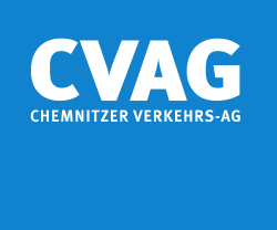 Chemnitzer Verkehrs-AG (CVAG),  Carl-von-Ossietzky-Straße 186,  09127 Chemnitz