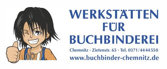 Werkstätten für Buchbinderei Donath KG,  Chemnitz