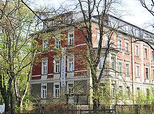 Foto Gebäude Umweltzentrum Chemnitz e.V.