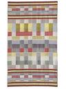 Bild eines Teppichs,  Textil und Grafik