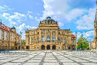 Bild Gebäude Opernhaus Chemnitz