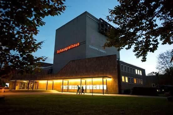 Bild Gebäude Schauspielhaus Chemnitz